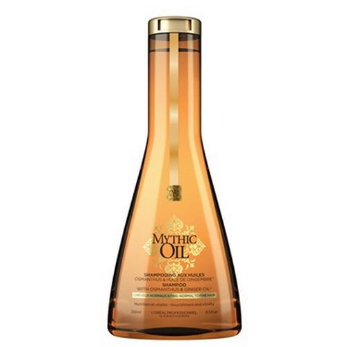 L'Oreal Mythic Oil Shampoo For Normal To Fine Hair