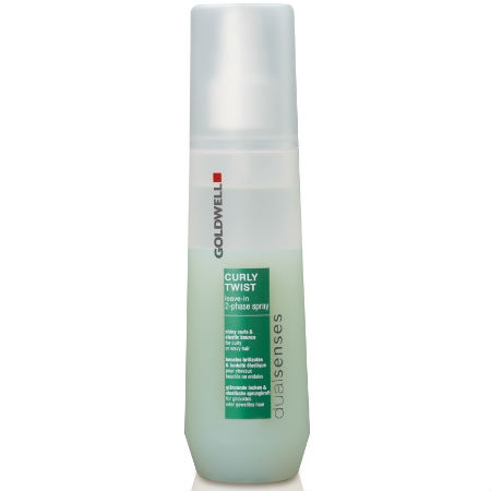 Curly  Twist Leave-in 2-Phase Spray