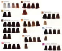 Миниатюра палитры красок Luo Color