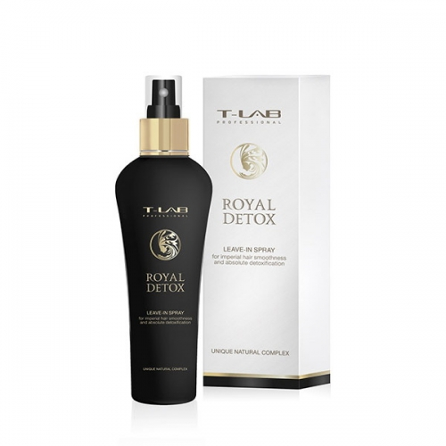 T-LAB Professional  ROYAL DETOX Leave-in Spray